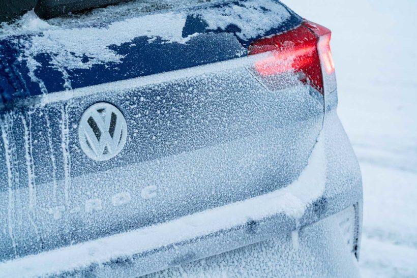 Volkswagen R Experience Ice