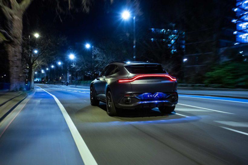 Aston Martin DBX by Q - Fanaticar Magazin