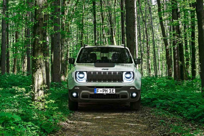 Jeep Renegade 4xe & Jeep Compass 4xe