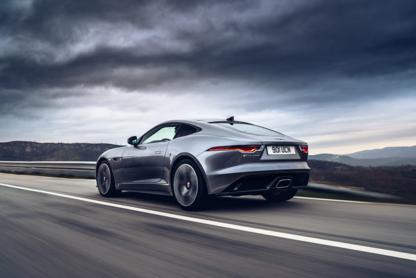 2020 Jaguar F-Type - Spotify