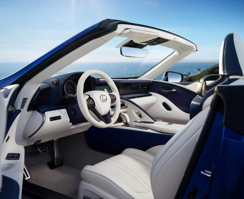 2020 Lexus LC 500 Cabriolet