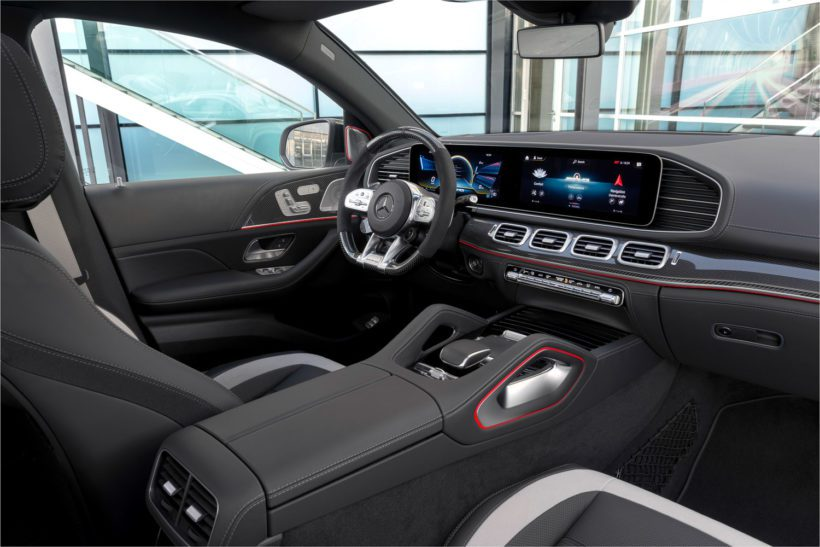2020 Mercedes-AMG GLE 63 S 4MATIC+ Coupé, C167