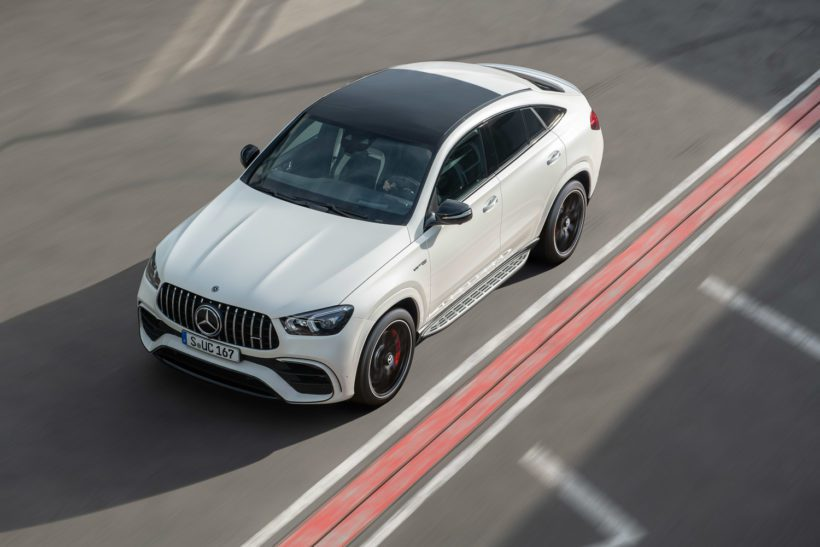 2020 Mercedes-AMG GLE 63 S 4MATIC+ Coupé, C167