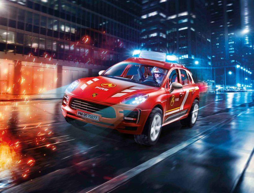 2020 Playmobil Porsche Macan S