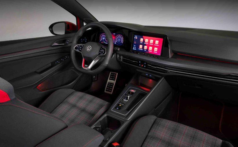2020 Volkswagen Golf VIII GTI, GTE, GTD