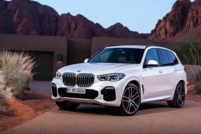 2020 BMW X5 xDrive40d