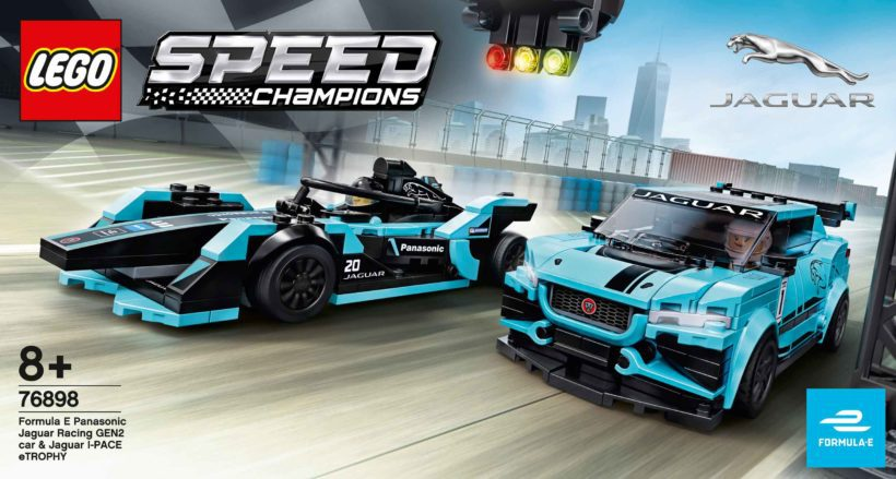 Lego Speed Champions Jaguar