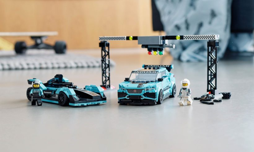 Lego Speed Champions Jaguar