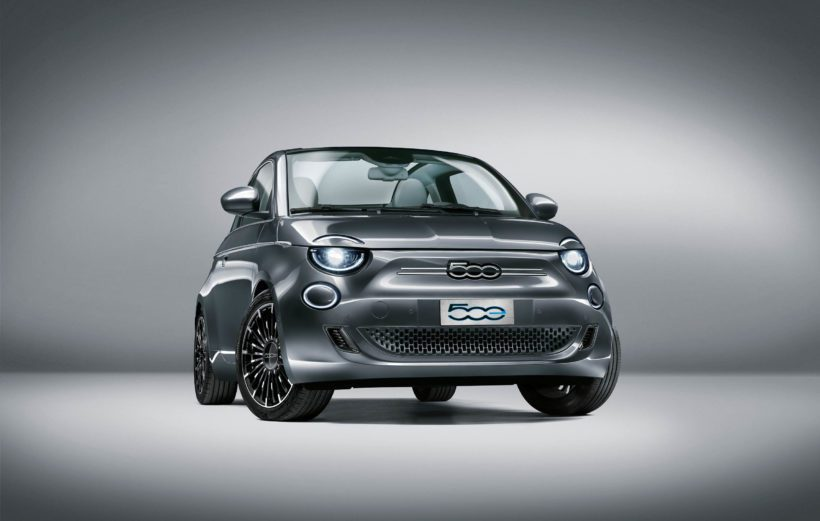 2020 Fiat 500 Electric | Fanaticar Magazin