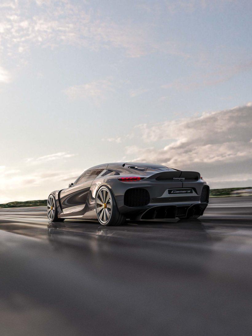 Koenigsegg Gemera | Fanaticar Magazin