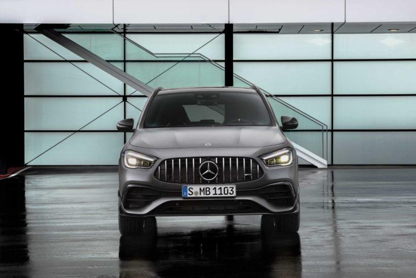 2020 Mercedes-AMG GLA 45 4matic+ | Fanaticar Magazin