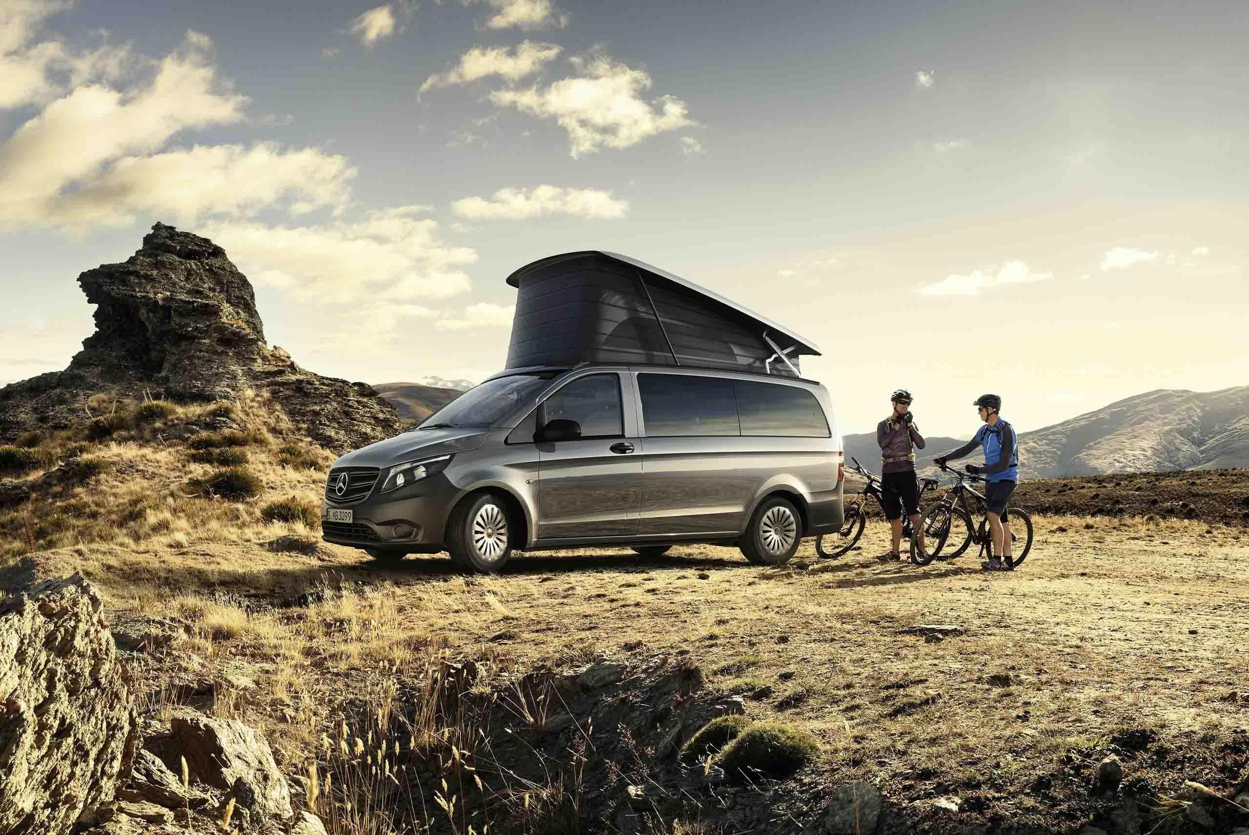2020 Mercedes-Benz Marco Polo Activity | Fanaticar Magazin