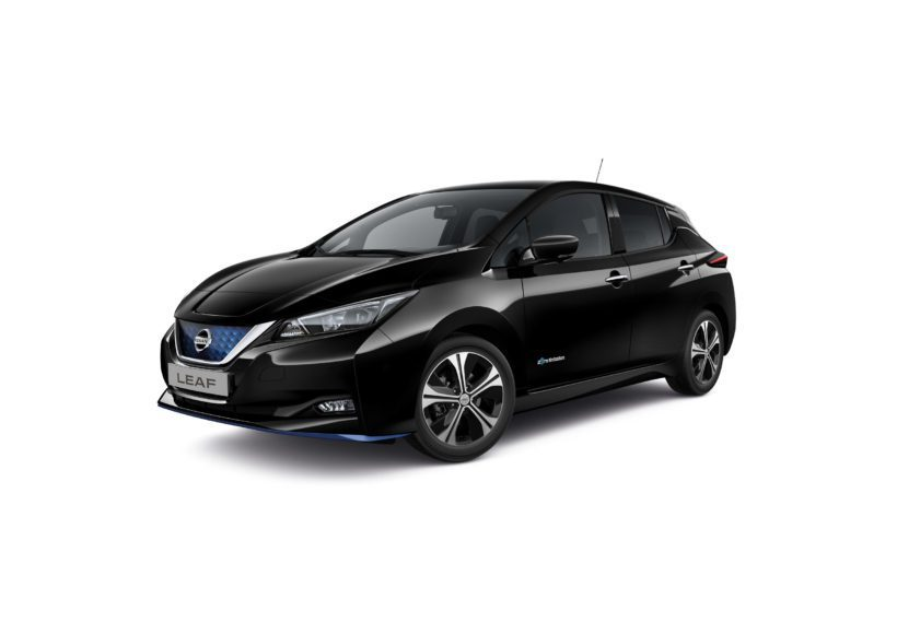 "2020 Nissan Leaf ""Business Edition"""