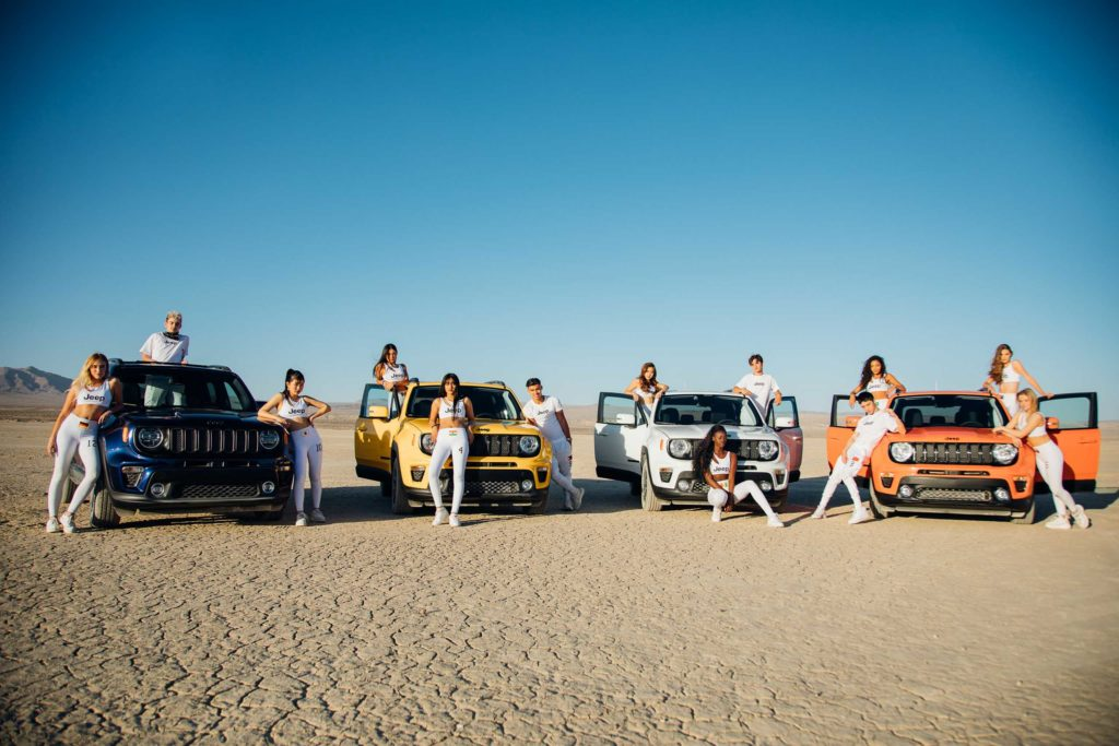 2020 Now United & Jeep | Fanaticar Magazin