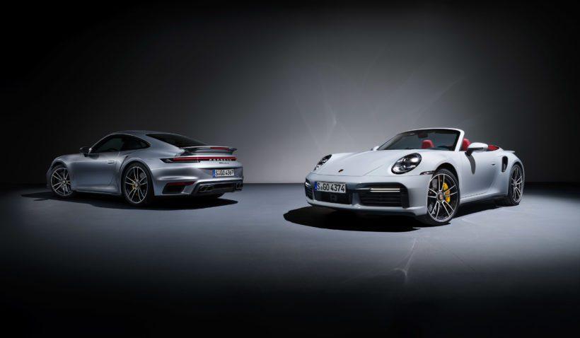 2020 Porsche 911 Turbo S (992) | Fanaticar Magazin