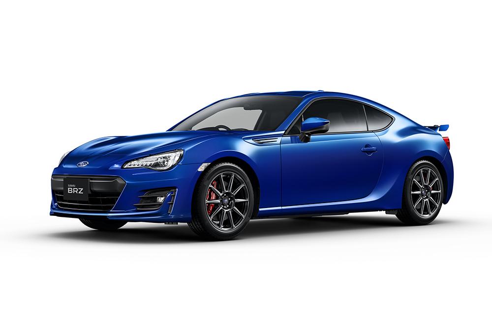 2020 Subaru BRZ Final Edition
