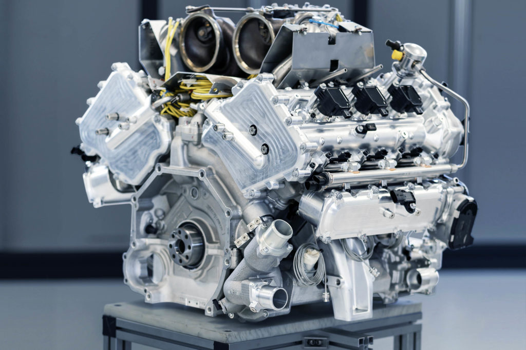 2020 Aston Martin V6 Valhalla | Fanaticar Magazin