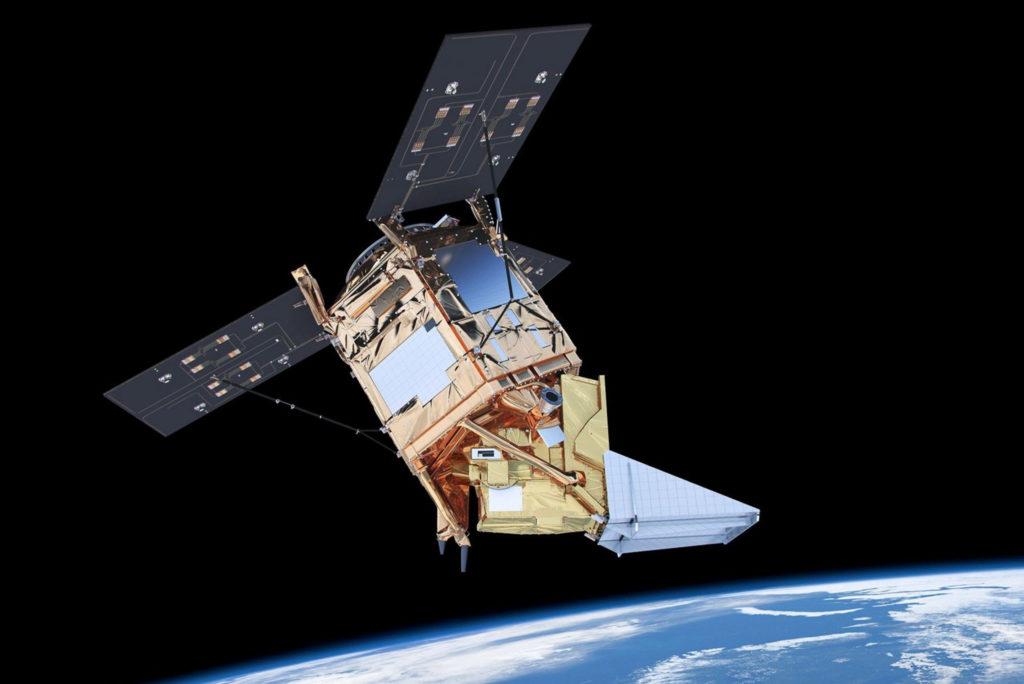 Copernicus Sentinel-5P