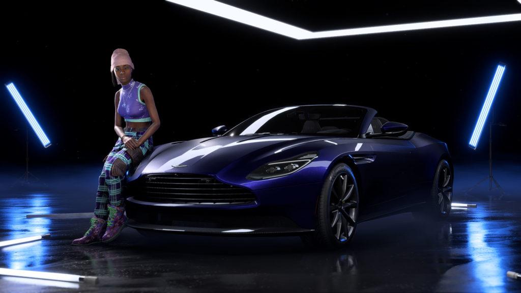 NFS Aston Martin DB11 Volante | Fanaticar Magazin
