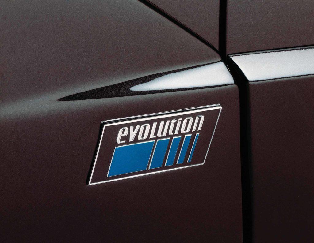 1990 Mercedes-Benz 190 Evolution II