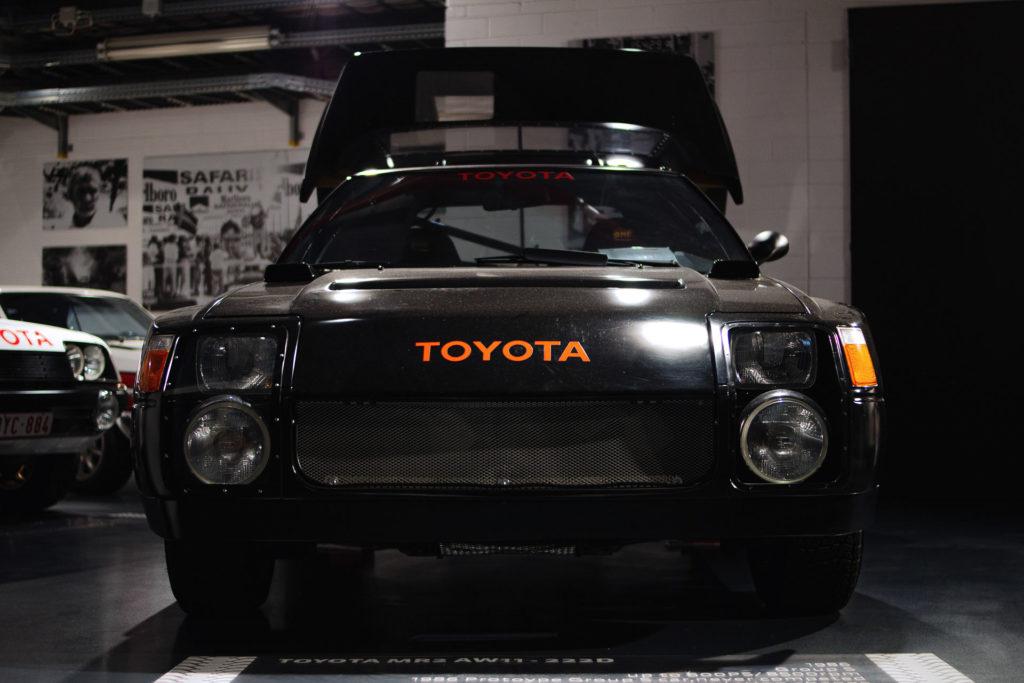 Toyota MR2 (222D) - Fanaticar Magazin