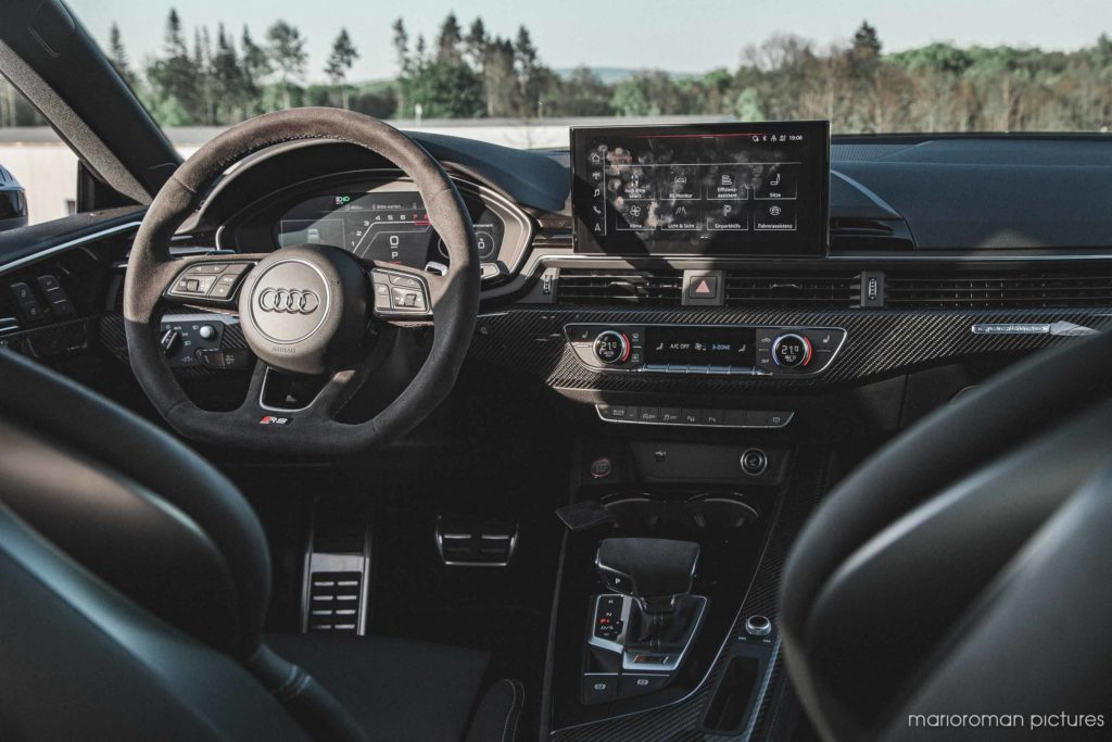 2020 Audi RS 5 Sportback   Fanaticar Magazin