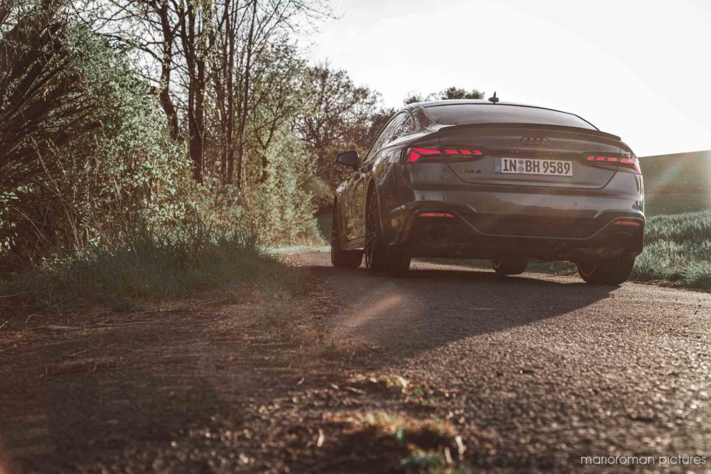 2020 Audi RS 5 Sportback | Fanaticar Magazin