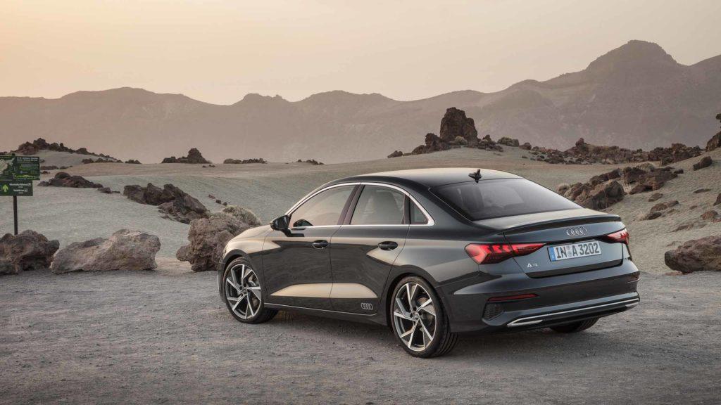 2020 Audi A3 Sedan | Fanaticar Magazin