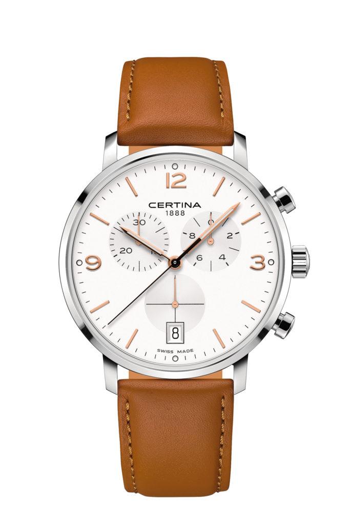 2020 Certina DS Caimano Chronograph | Fanaticar Magazin