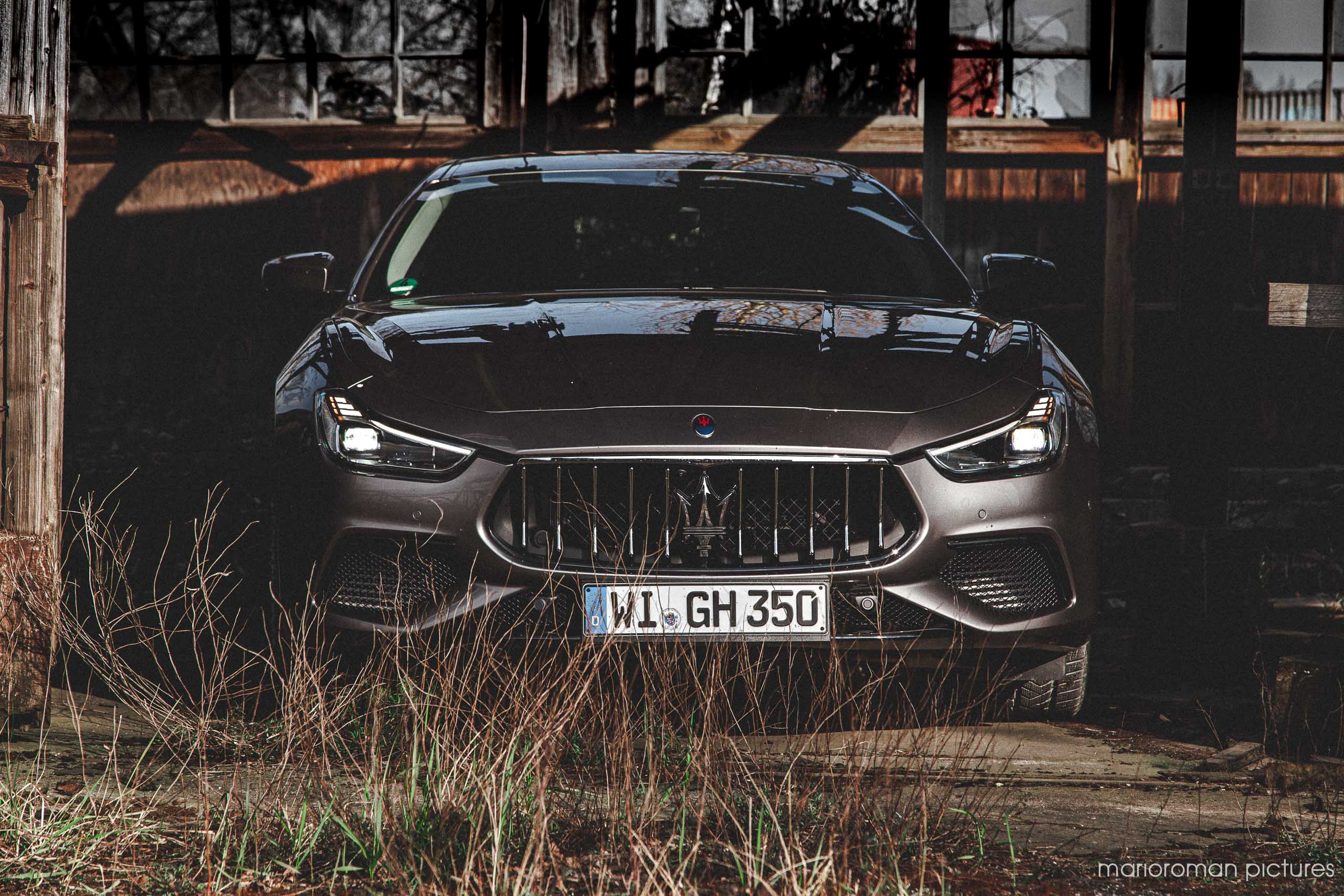2020 Maserati Ghibli GranSport | Fanaticar Magazin