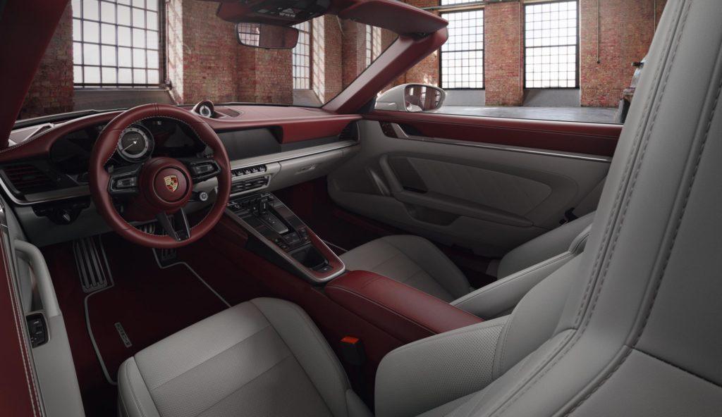 2020 Porsche Exclusive Manufaktur