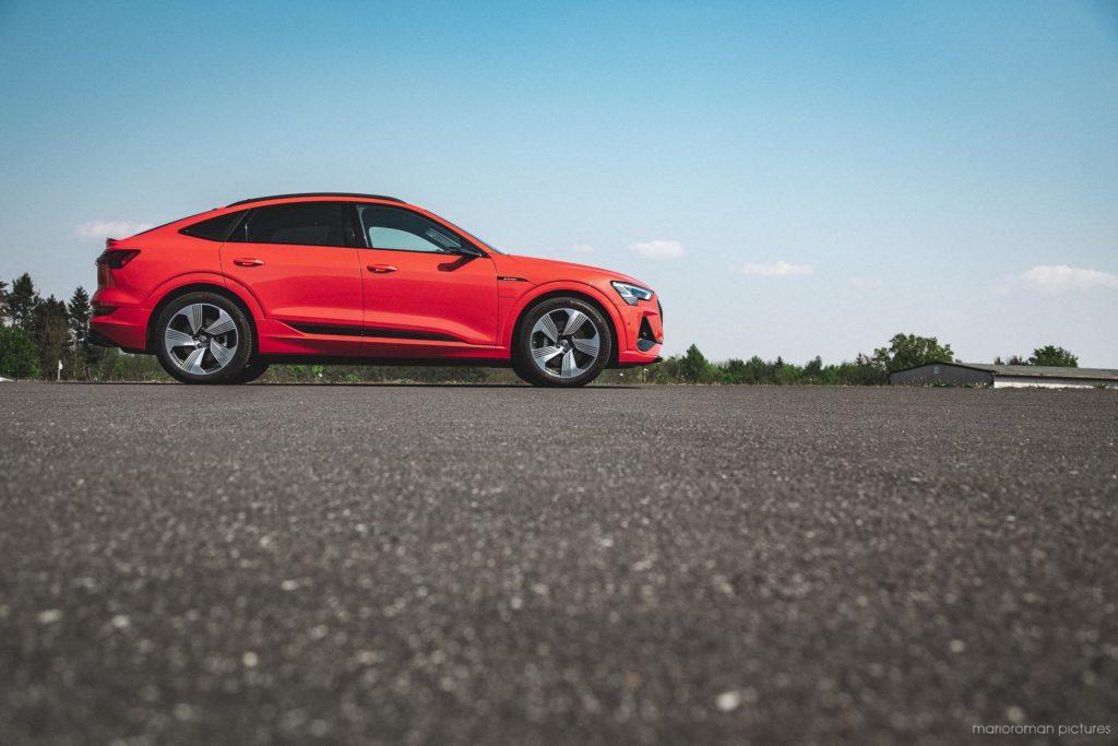 2020 Audi e-tron 55 Sportback | Fanaticar Magazin
