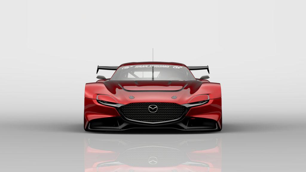 Mazda RX-Vision GT3-Concept