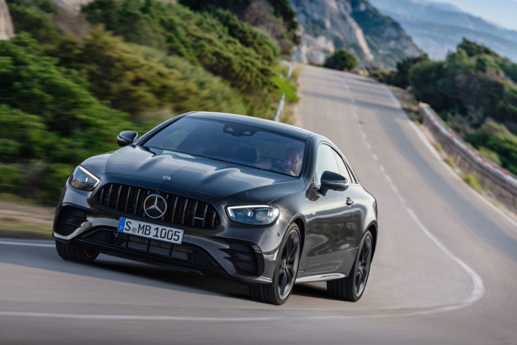 2020 Mercedes-AMG E 53 4-Matic+.| Fanaticar Magazin