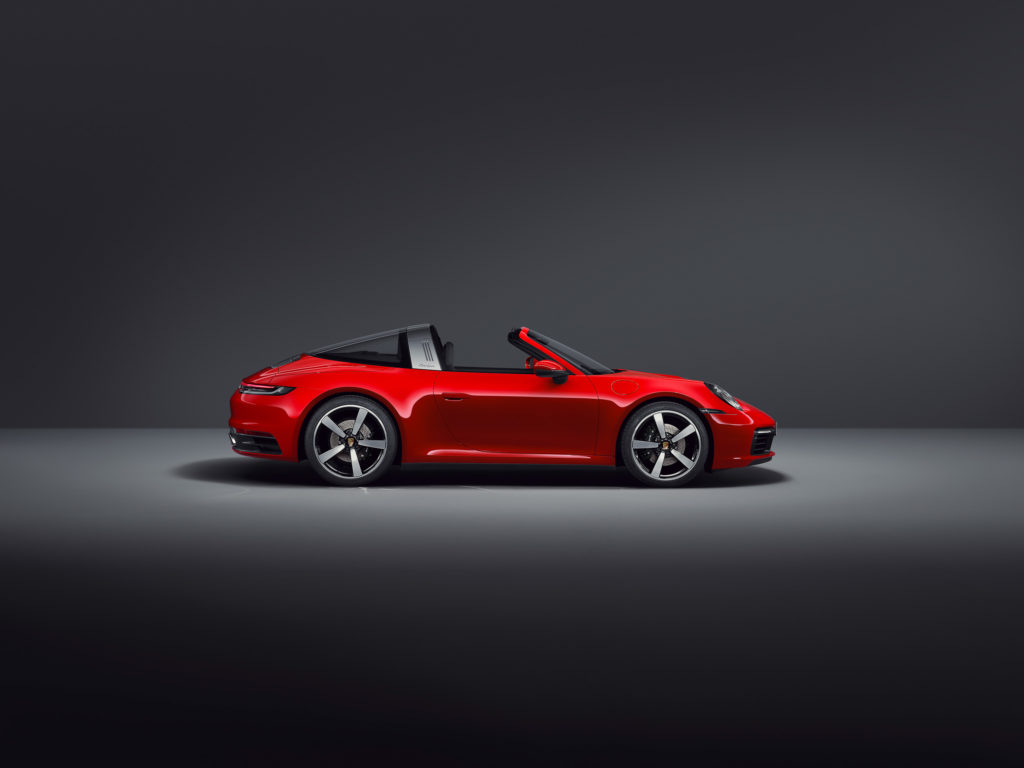 2020 Porsche 911 Targa 4s (992) | Fanaticar Magazin