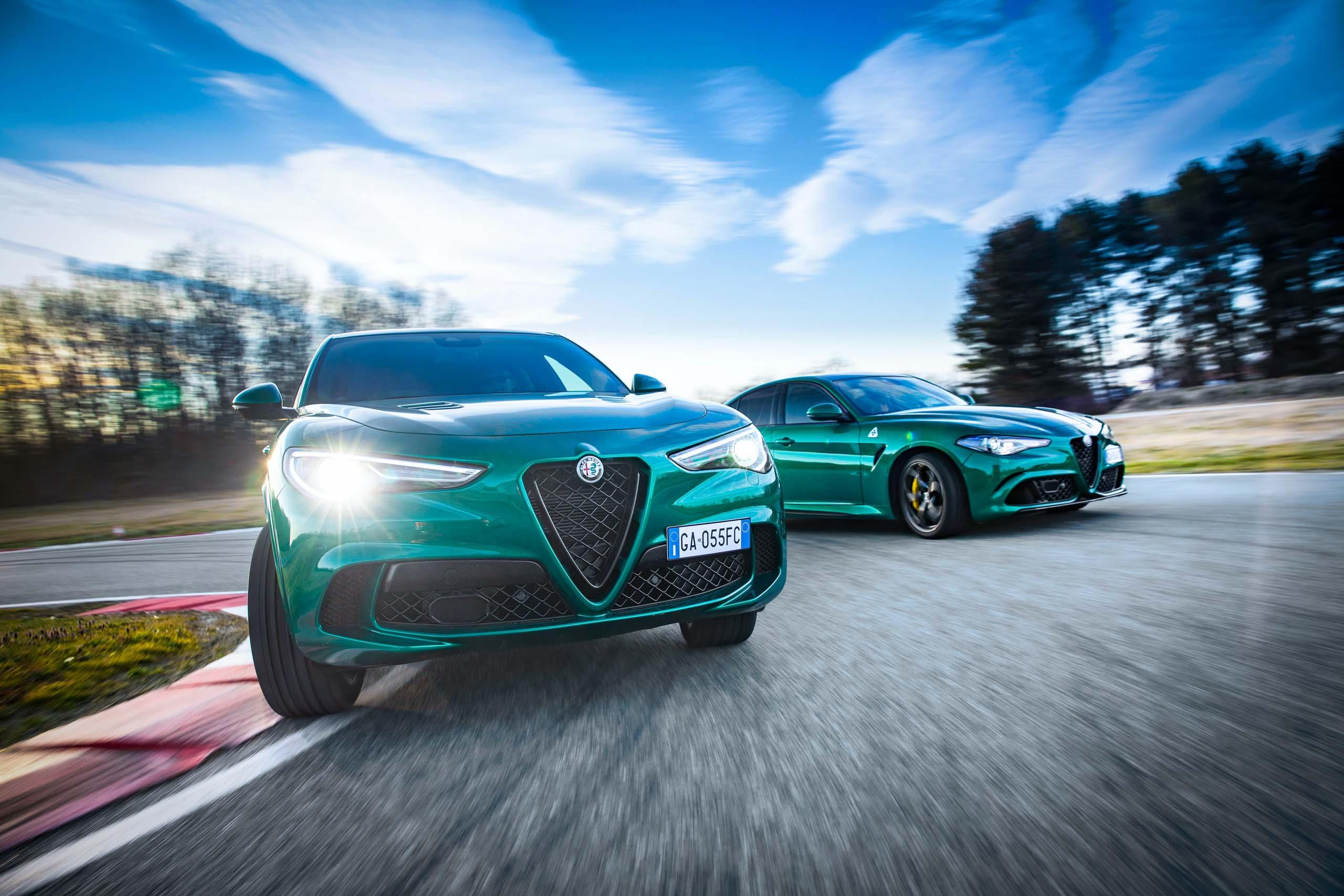 2020 Alfa Romeo Stelvio & Giulia Quadrifoglio | Fanaticar Magazin