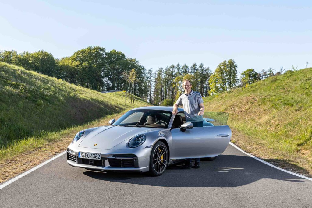 Porsche Track Precision Apple Carplay | Fanaticar Magazin