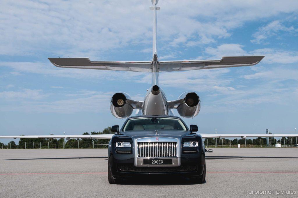 Rolls Royce 200 EX | Fanaticar Magazin