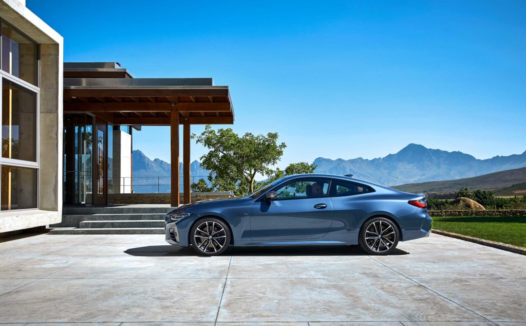 2020 BMW 4er Coupe | Fanaticar Magazin