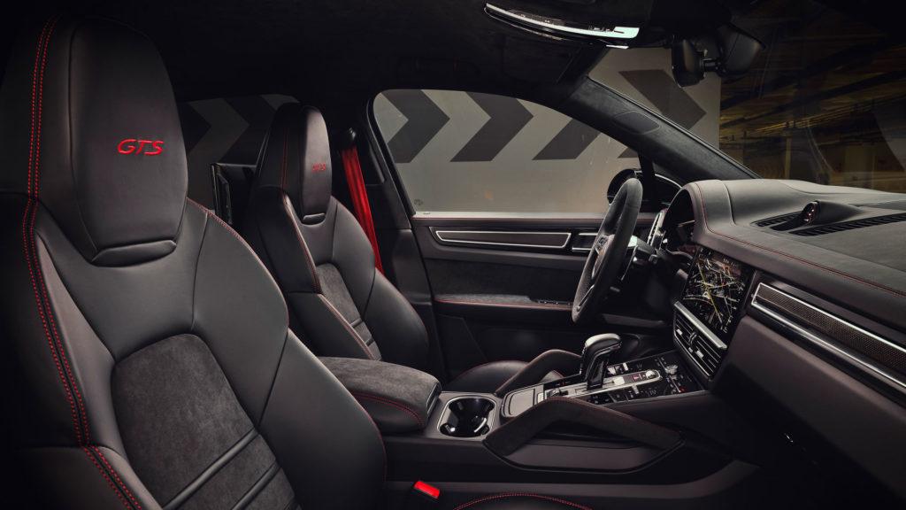 2020 Porsche Cayenne GTS - Porsche Cayenne GTS Coupe | Fanaticar Magazin