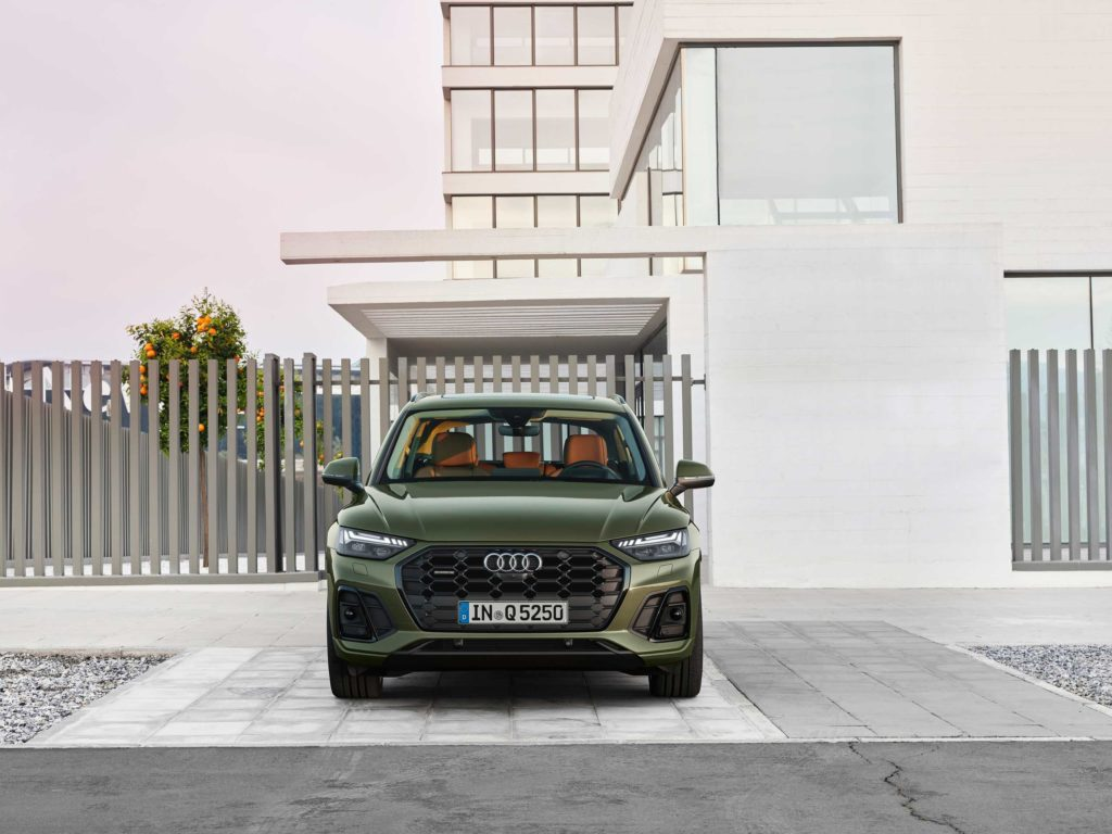 2020 Audi Q5 40 TDI Edition One - Fanaticar Magazin