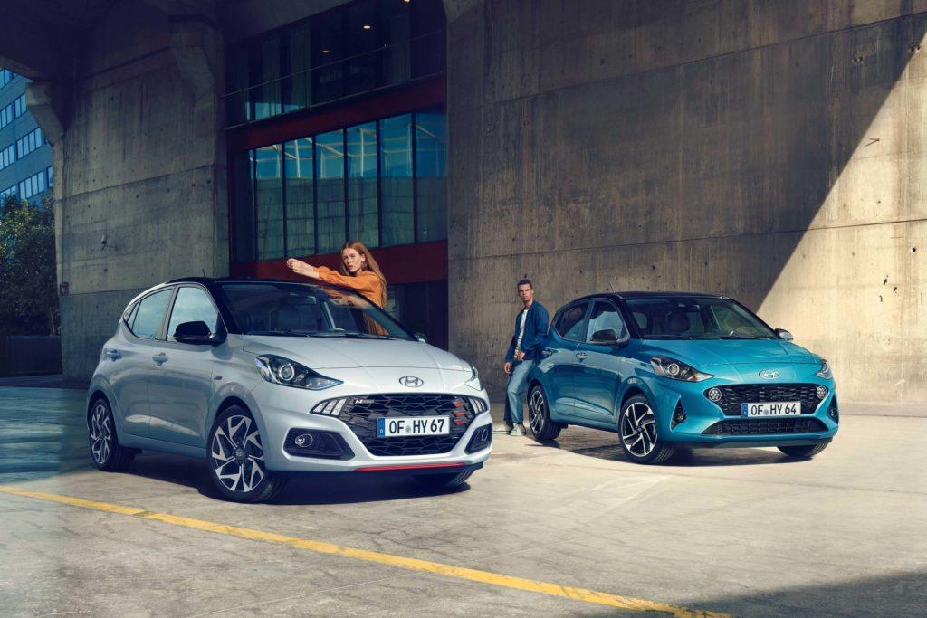 2020 Hyundai i10 N-line