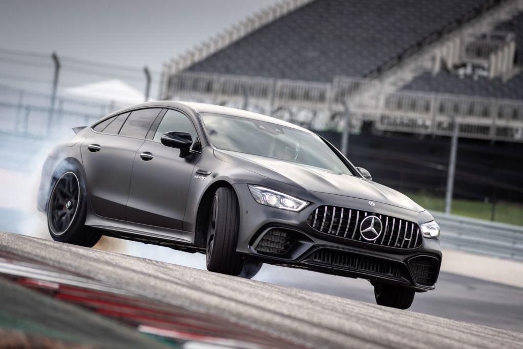 2020 Mercedes-AMG GT Sedan | Fanaticar Magazin