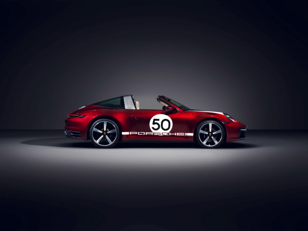 2020 Porsche 911 Targa 4S Heritage Design Edition | Fanaticar Magazin