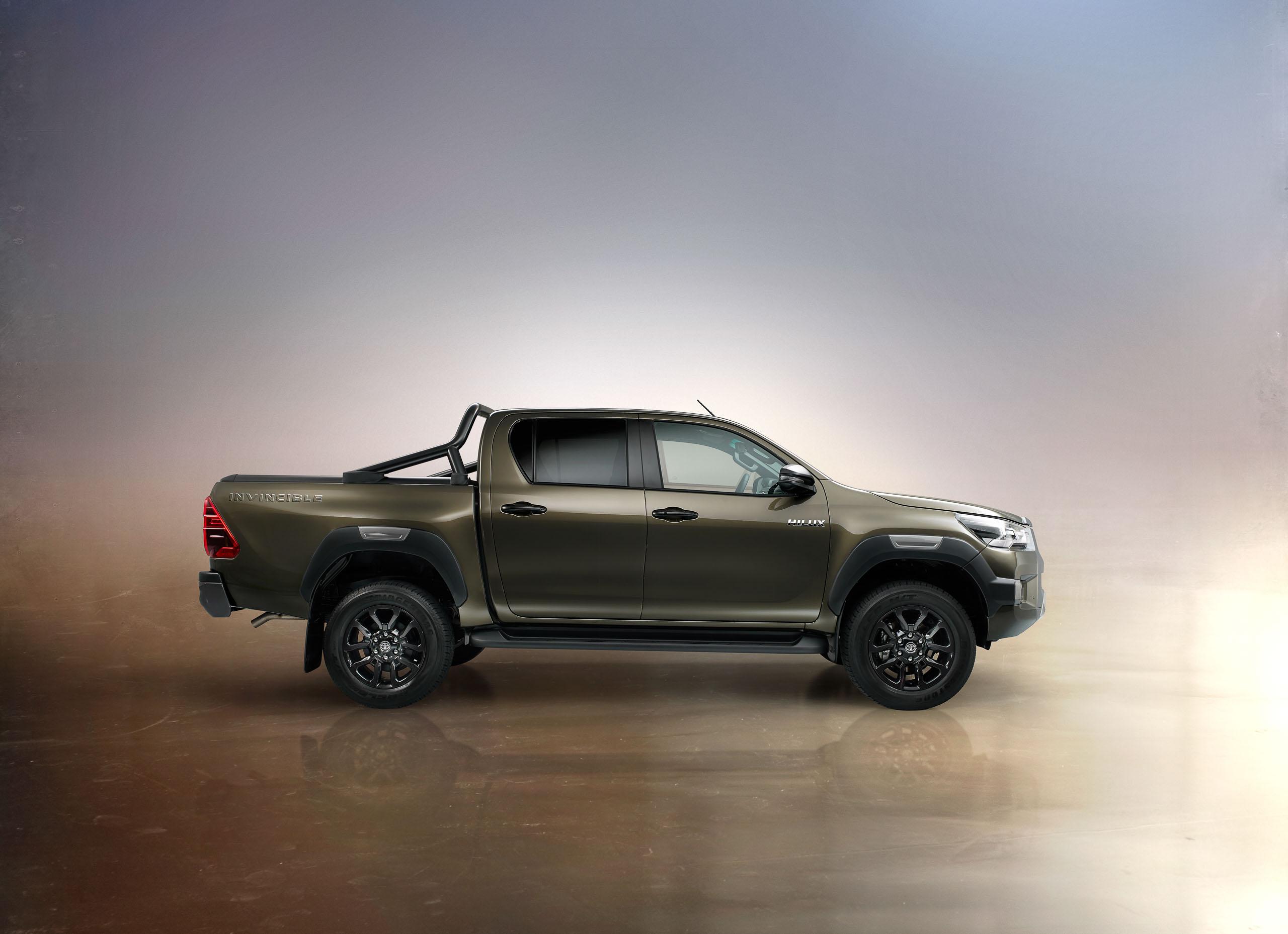 2020 Toyota Vigo Release