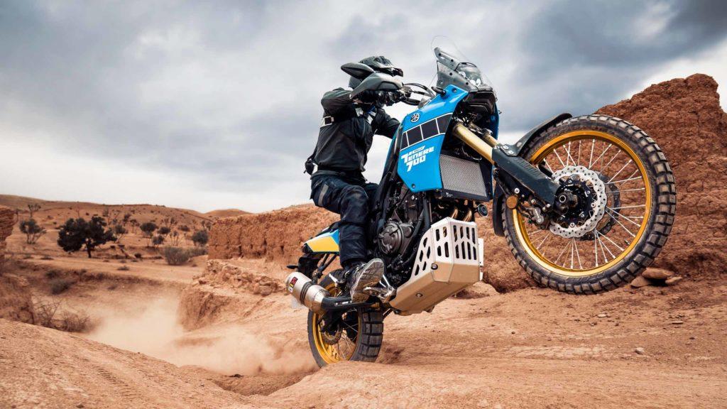 Yamaha Ténéré 700 Rallye Edition | Fanaticar Magazin