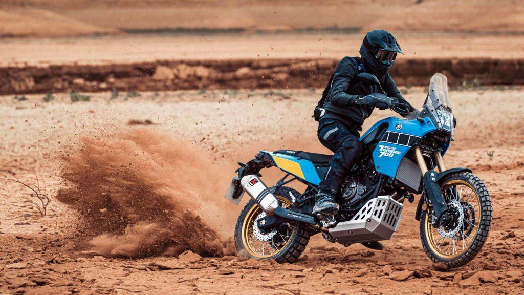 Yamaha Ténéré 700 Rallye Edition   Fanaticar Magazin