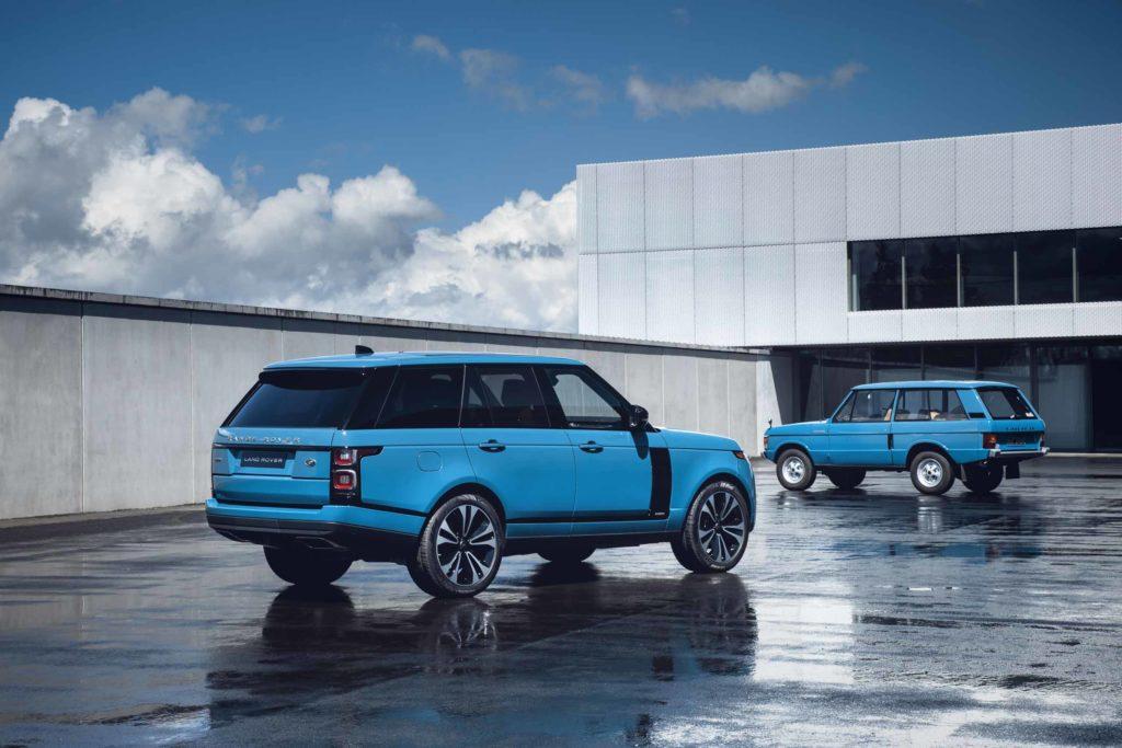 Range Rover Fifty | Fanaticar Magazin