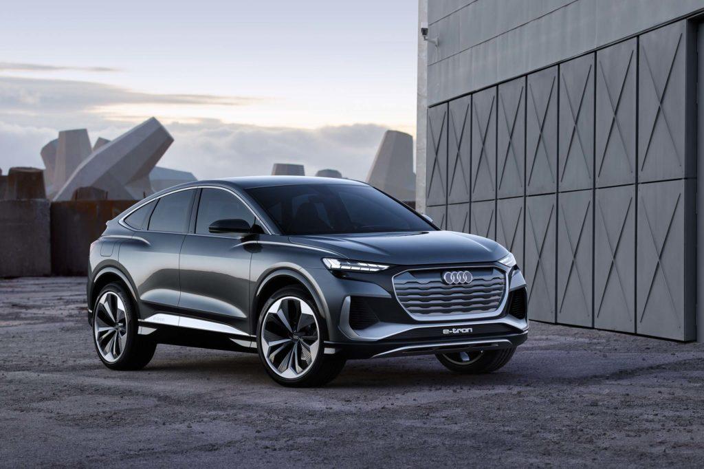 2020 Audi Q4 Sportback e-tron concept | Fanaticar Magazin
