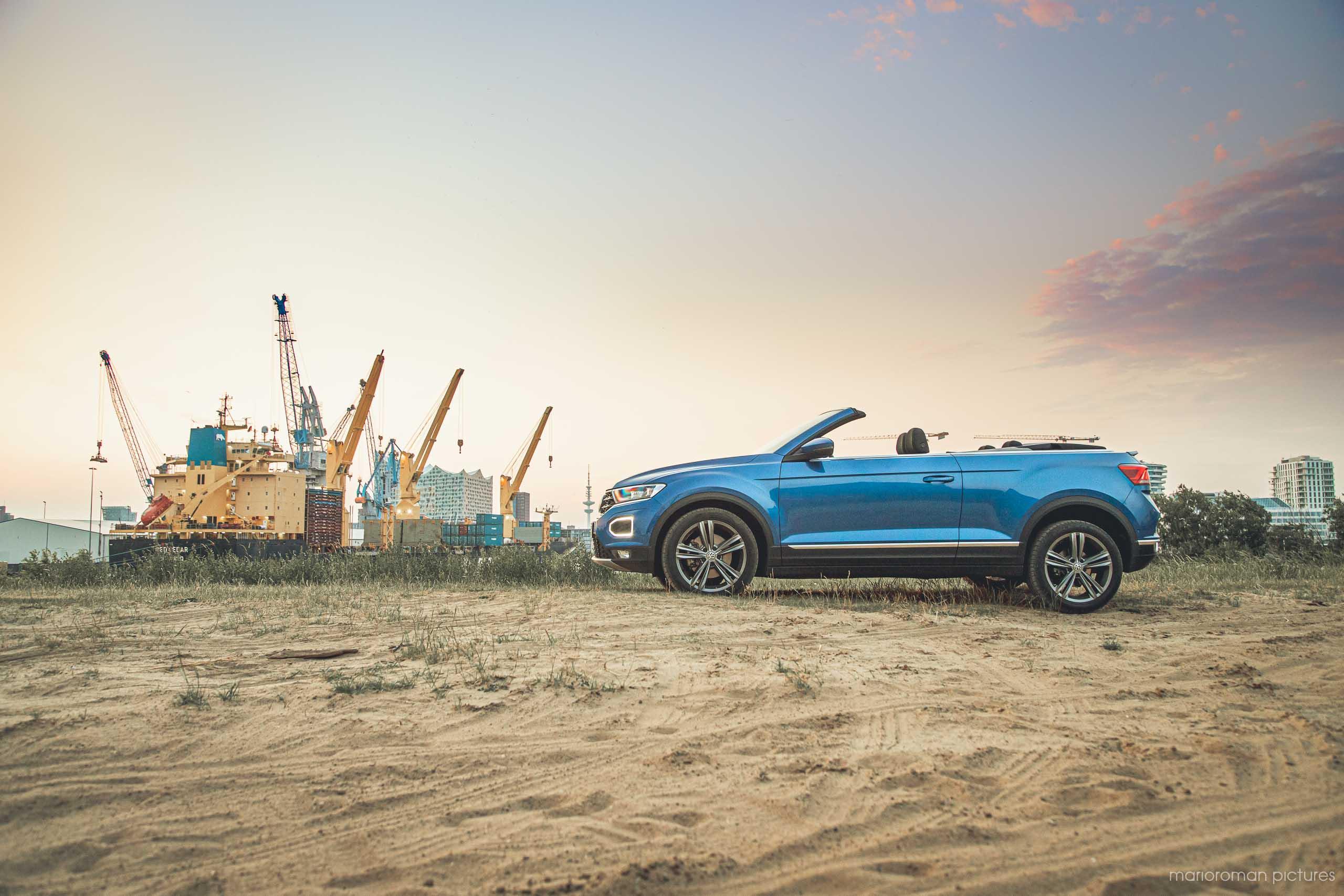 2020 Volkswagen T-Roc Cabriolet | Fanaticar Magazin